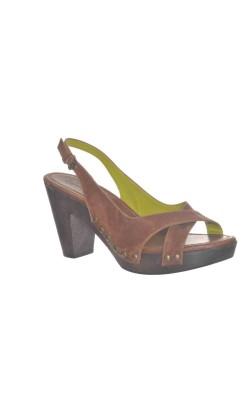 Sandale dama marime 41 marca Boden, piele naturala