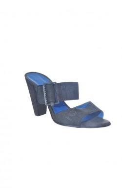 Sandale denim G-Star Raw, interior piele, marime 38