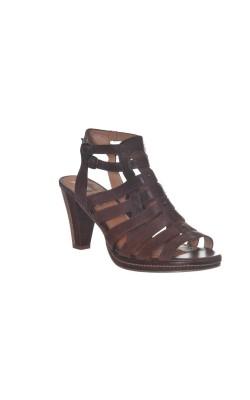 Sandale din piele 5thAvenue, marime 41