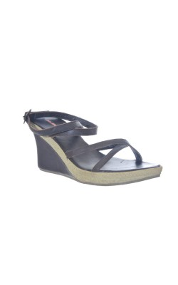 Sandale din piele Blend, marime 39
