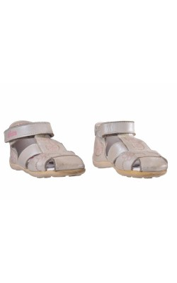 Sandale din piele Chicco, talpa flex zone, marime 19