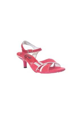 Sandale din piele Fun&Co, marime 38