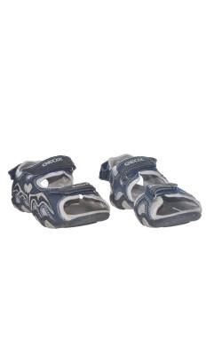 Sandale din piele Geox, decor led, marime 30