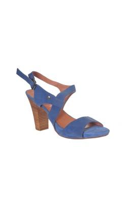 Sandale din piele Laureana Freeflex, marime 40