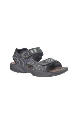 Sandale din piele, marime 34