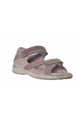 Sandale din piele naturala Ecco, seria Light, marime 25