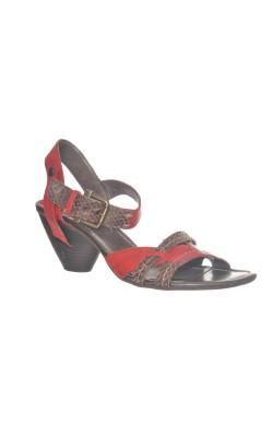 Sandale din piele naturala Khrio, marime 41