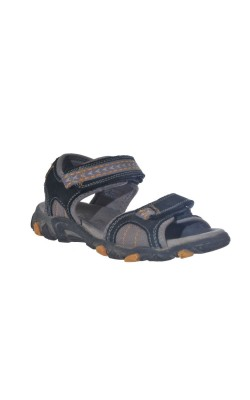 Sandale din piele naturala Superfit, marime 31