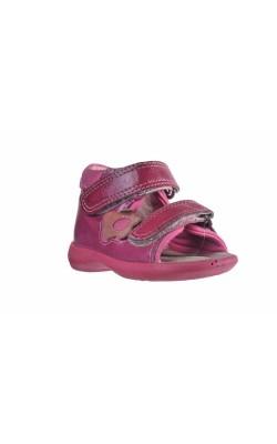 Sandale din piele Superfit, marime 18