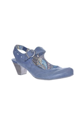 Sandale din piele Tamaris, marime 39