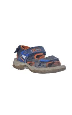 Sandale din piele Twisty, marime 31