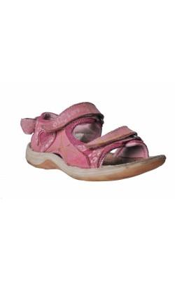 Sandale din piele Twisty, marime 32