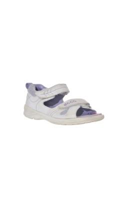 Sandale Ecco din piele naturala, marime 26