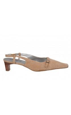 Sandale Esprit, piele intoarsa, marime 39