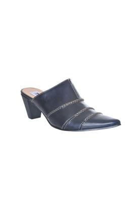 Sandale Federica D'Este, piele naturala, marime 39