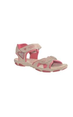 Sandale fete superfit, piele, marime 33