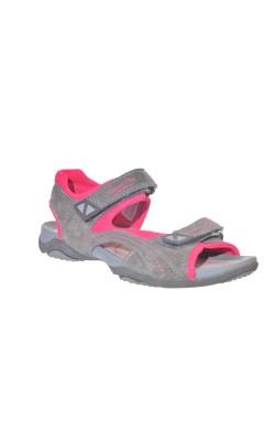 Sandale fete Superfit, piele, marime 34