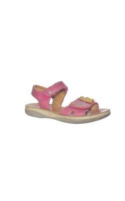 Sandale fetite Naturino, piele naturala, marime 30