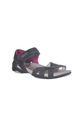 Sandale fetite Superfit, piele naturala, marime 34