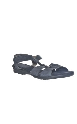 Sandale Gabor, piele naturala, marime 39 calapod lat
