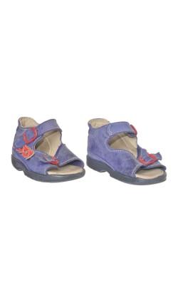 Sandale copii Games, piele, marime 21