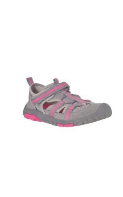 Sandale gri cu roz Air Fresh, marime 32