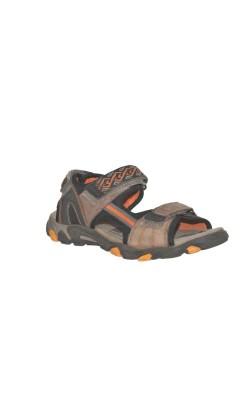 Sandale din piele Superfit, marime 34