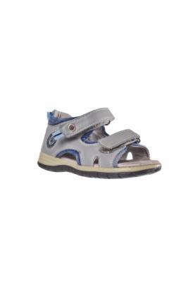 Sandale gri One Step, marime 22