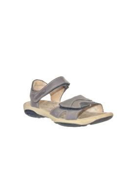 Sandale gri Primigi, piele, marime 33