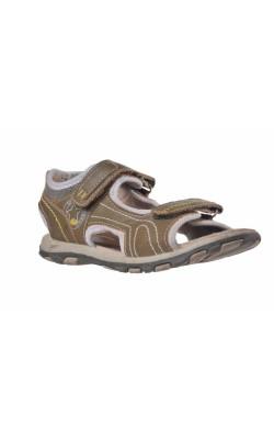 Sandale kaki Nicewear, marime 30