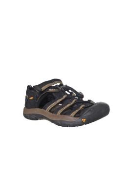 Sandale Keen Waterproof, negru cu bej, marime 30