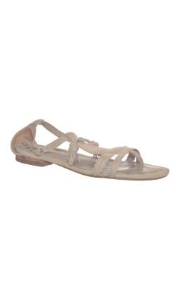 Sandale More&More, piele, marime 38