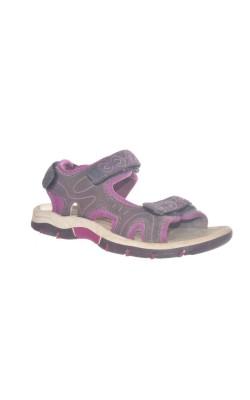 Sandale mov fetite, marime 32