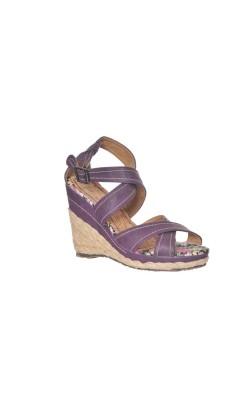 Sandale mov, marime 40