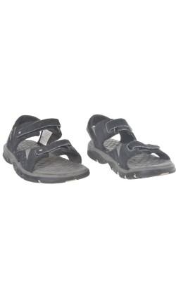 Sandale negre Columbia, marime 29.5