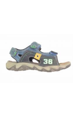 Sandale outdoor piele Baren-Schuhe, marime 29