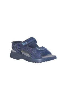Sandale Patrick 7 Techni, piele si textil, marime 30