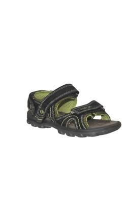 Sandale piele Everest, flexible shock absorber, marime 33