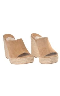 Sandale piele intoarsa Paloma Barcelo, marime 40