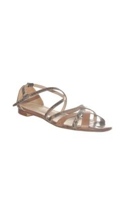 Sandale piele naturala AGL Attilio Giusti Leombruni, marime 39