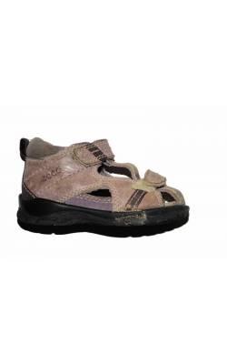 Sandale piele naturala Ecco Light, marime 22