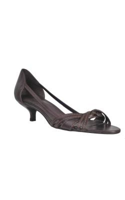 Sandale piele naturala Faith, marime 37