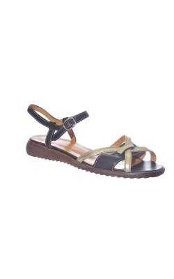 Sandale piele naturala L'Artigiano Torlasco, marime 36