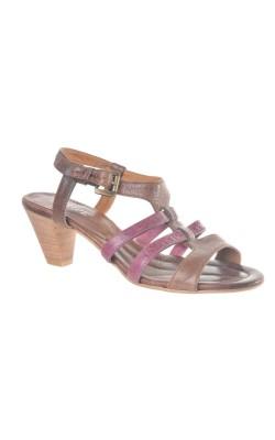 Sandale piele naturala Maripe, marime 40