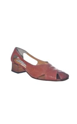 Sandale piele naturala Piero Zamagni, marime 36