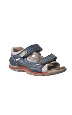 Sandale piele naturala Romagnoli, marime 28