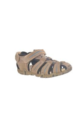 Sandale piele naturala Salamander, marime 28