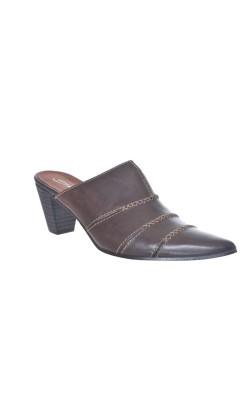 Sandale piele naturala Straboski, marime 38