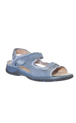 Sandale piele naturala Waldlaufer, marime 41