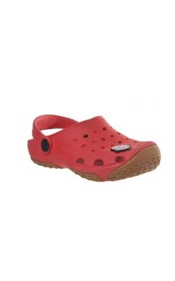 Sandale plaja, culoare rosie, marime 28
